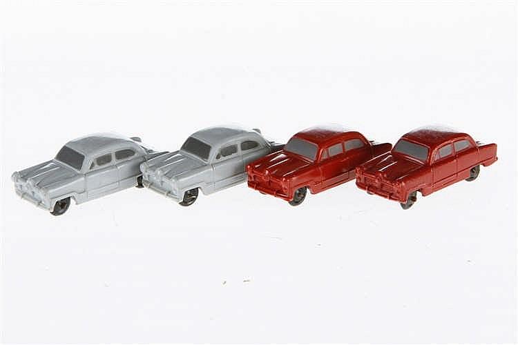 4 Märklin Autos