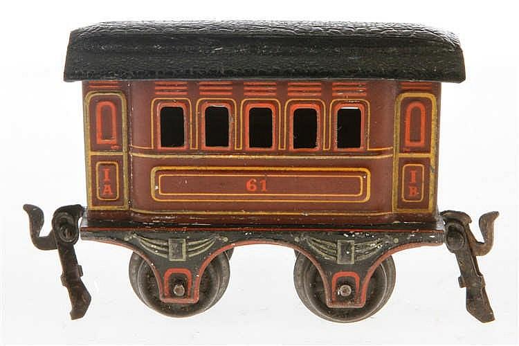 Märklin Personenwagen 1861