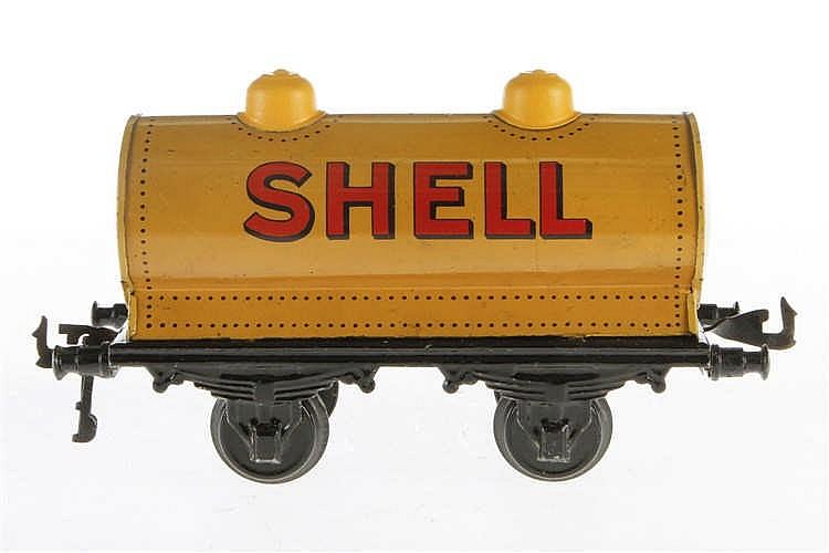 Bing Shell Kesselwagen