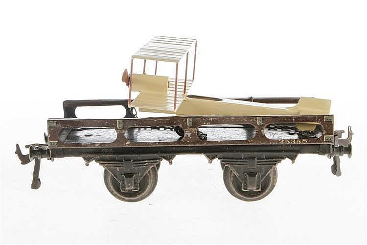 Bing Niederbordwagen 10382