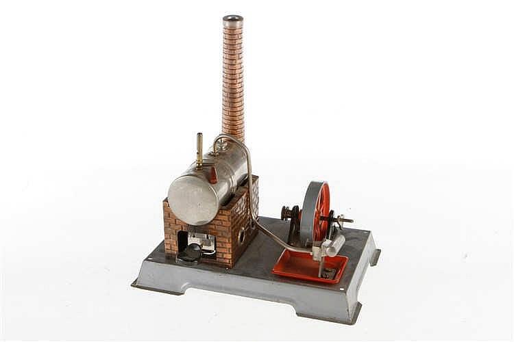 Wilesco Dampfmaschine D 6