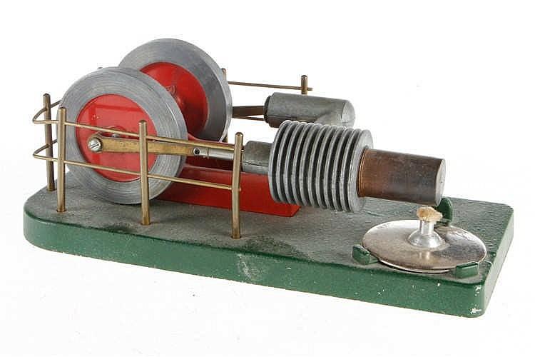 Maschinenteil für Heißluftmotor