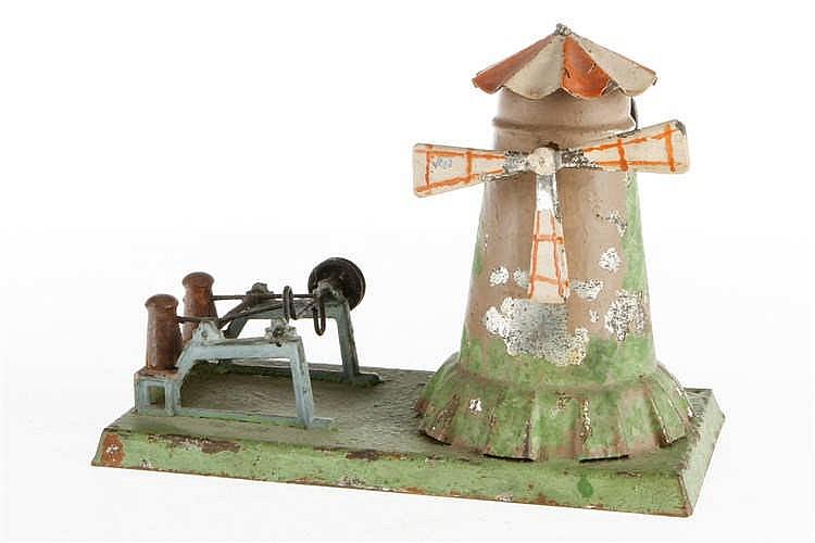Windmühle mit Hammerwerk