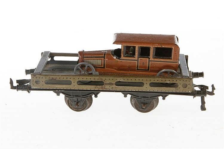 Bing Plattformwagen 10382