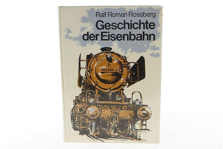 """Buch """"Geschichte der Eisenbahn"""""""