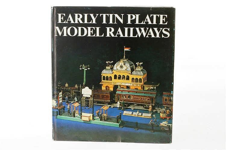 "Buch ""Early tin plate model railways"""