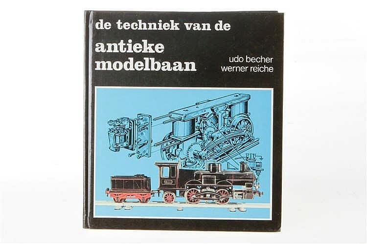 "Buch ""antieke modelbaan"""