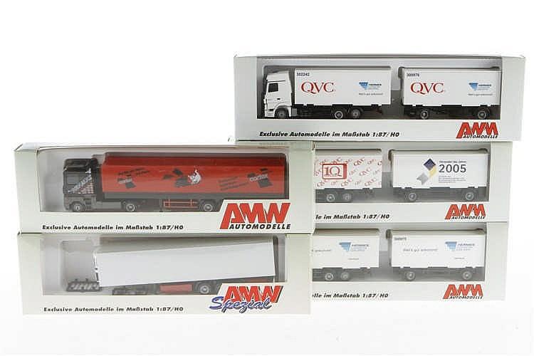 5 AMW/AWM LKWs