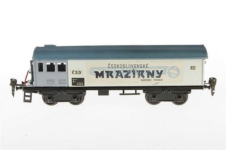 Merkur Kühlwagen