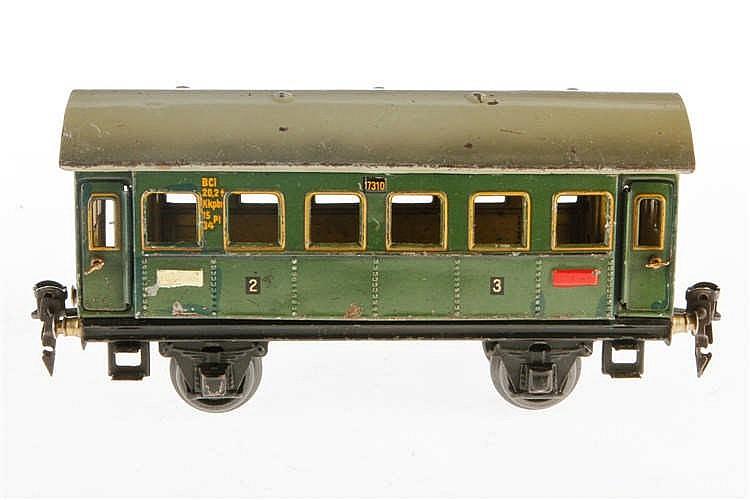 Märklin Personenwagen 1731