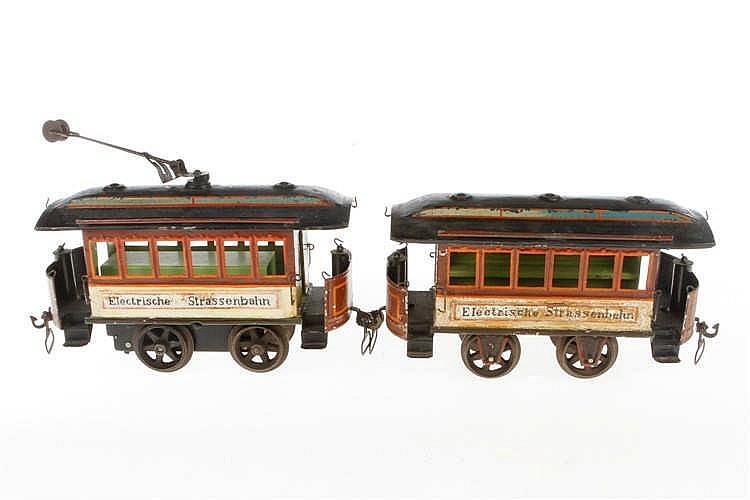 Eigenbau Straßenbahn