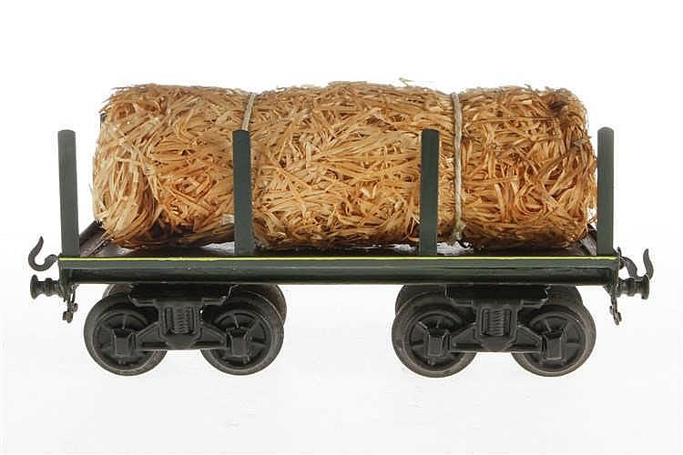 Bing Holzwollewagen 10/545