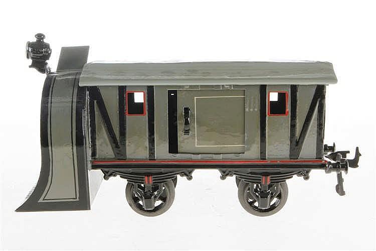 Bing Schneeräumwagen 14465