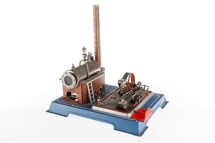 Wilesco Dampfmaschine D 16