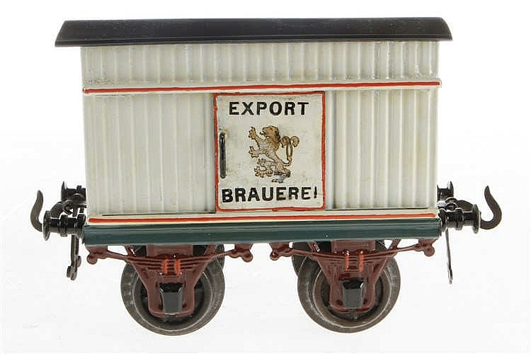 Bing Export Bierwagen