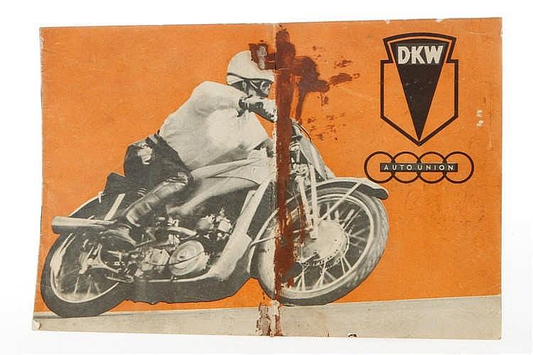 DKW-Prospekt