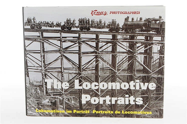 "Buch ""The Locomotive Portraits"""