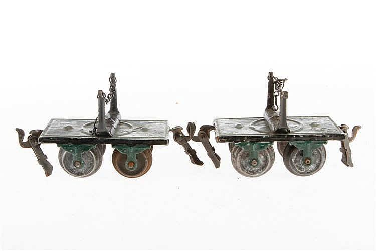 Märklin Langholzwagen 1814