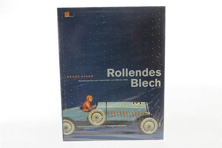 """Buch """"Rollendes Blech"""""""