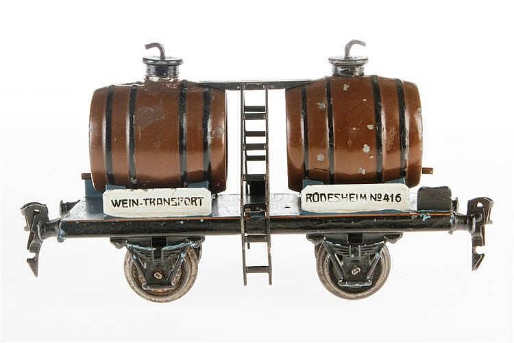Märklin Weinwagen 1940