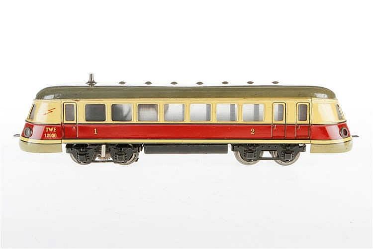 Märklin Triebwagen TWE 12930