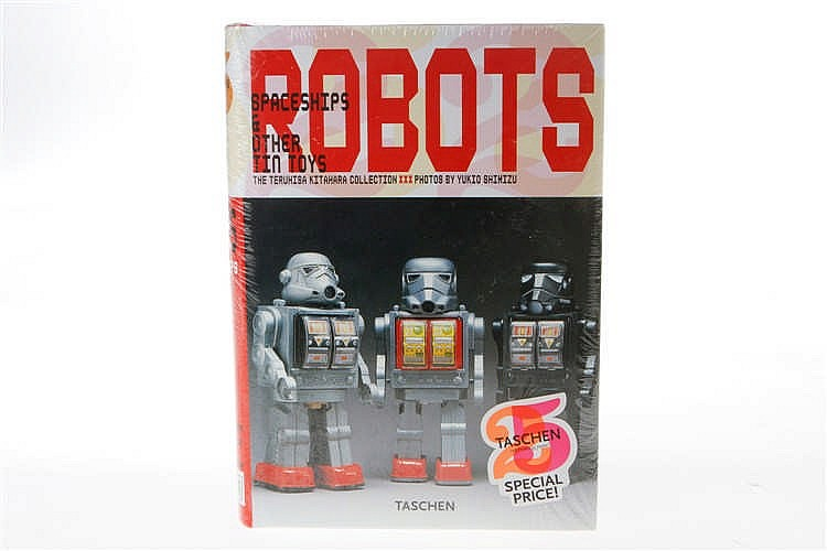 "Buch ""Robots Spaceships & other Tin Toys"""