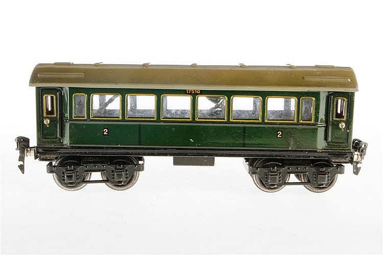 Märklin Personenwagen 1751