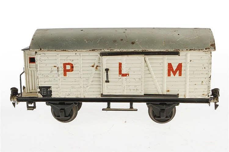 Märklin französischer ged. Güterwagen 1793 PLM