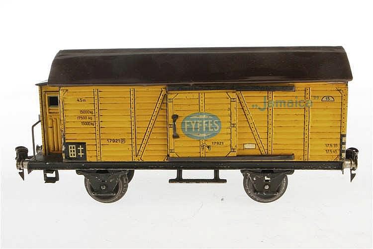 Märklin Bananenwagen 1792