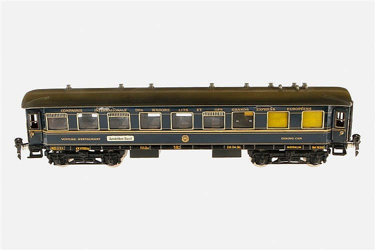 Märklin internationaler Speisewagen 1942 JG