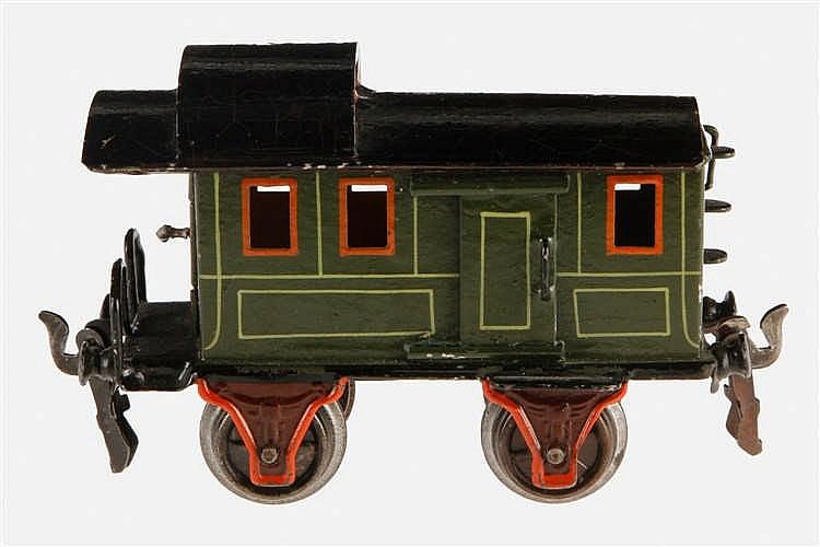 Märklin Gepäckwagen 1836