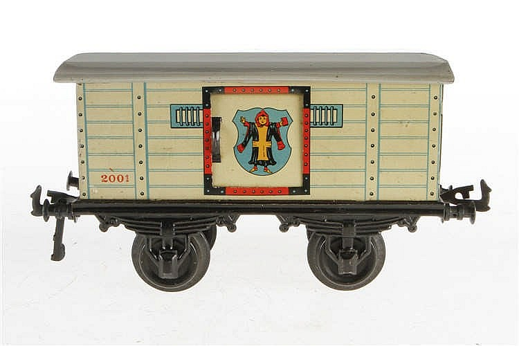 Bing Münchner Kindl Wagen 10/522