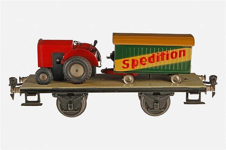 Märklin Plattformwagen 1706