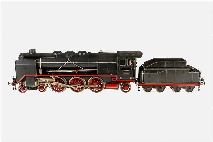 Märklin 2-C-1-Dampflok HR 4921