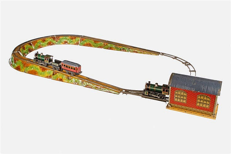 Issmayer Eisenbahnanlage