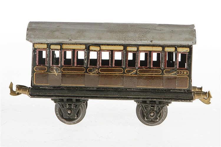 Bing Abteilwagen 328