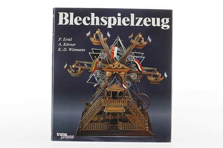 """Buch """"Blechspielzeug"""""""