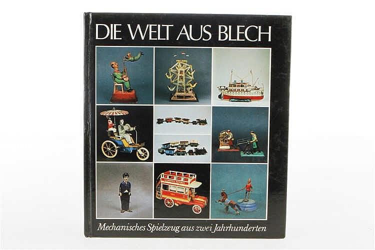 "Buch ""Die Welt aus Blech"""