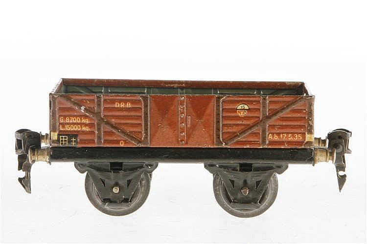 Märklin offener Güterwagen 1661