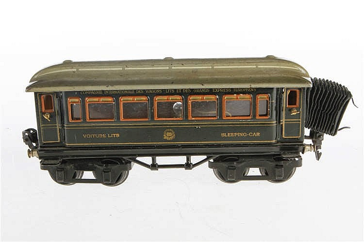 Märklin internationaler Schlafwagen