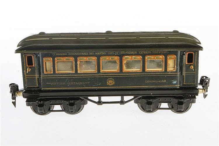 Märklin internationaler Speisewagen