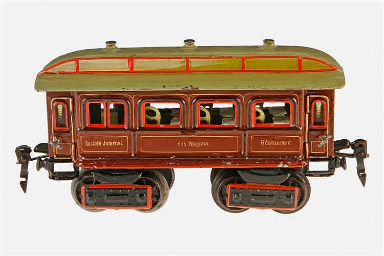 Märklin internationaler Speisewagen 1842