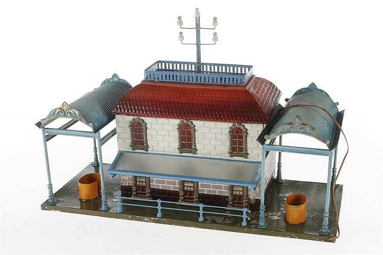 Carette Bahnhof