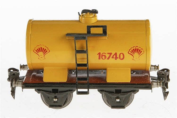 Märklin Shell Kesselwagen 1674