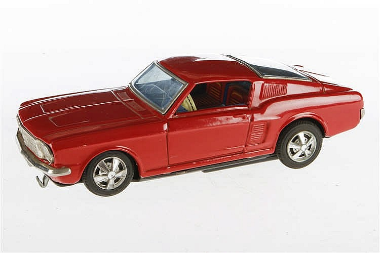 Taiyo Mustang