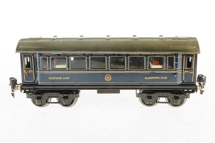 Märklin internationaler Schlafwagen 1757 G