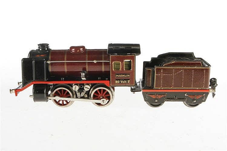 Märklin B-Dampflok R 12890