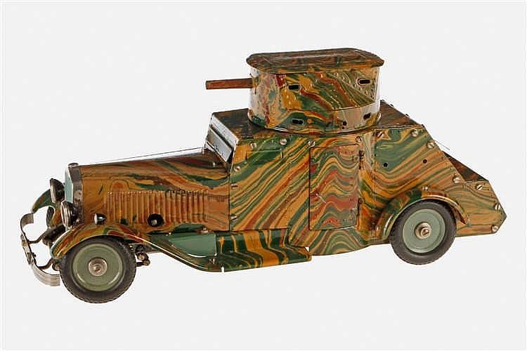 Märklin Baukastenauto Panzerspähwagen 1101