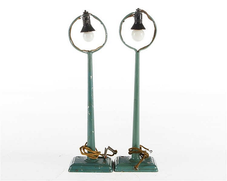 2 Märklin Ringkopfbogenlampen 13447