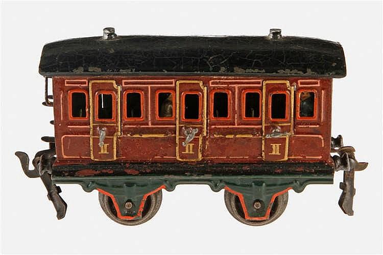 Märklin Abteilwagen 1856
